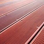 Venkovní terasy a terasové podlahy