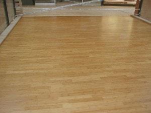Masivní bambusová podlaha