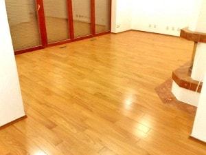 Třešňová prkna podlahy