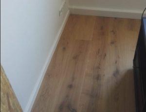 Dřevěná podlaha Dub ve formátu prkno